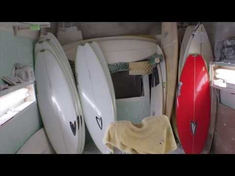 Robert's Surfboards: Quality and Integrity