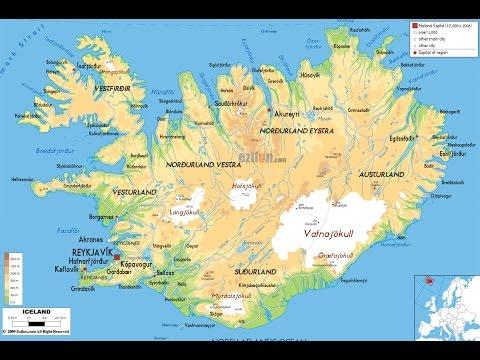 地方再生の鍵アイスランドVol1 アイスランドってどんな国