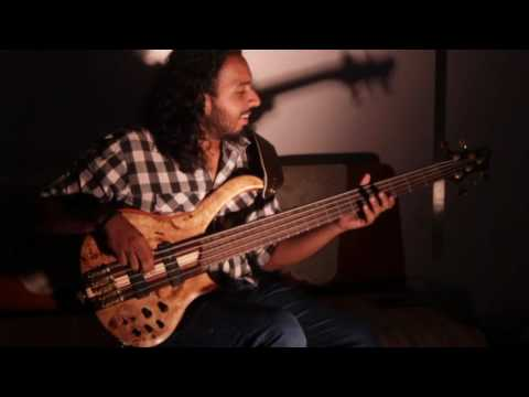 Sayonee (JUNOON) Bass cover