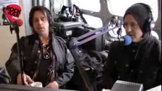 Jimmy and Keith from Buckcherry (ROCK AAA.com interview during Download Festival)