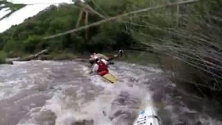 Table Mountain Canoe Race 2018