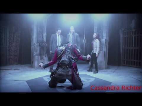 """Headless Horseman """"Never Surredner"""" Sleepy Hollow Tribute"""