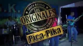 LOS ORIGINALES PICA PIKA   CHAKA MAMBO 0