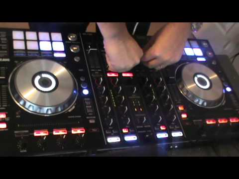DJ Speednoizer - Hardstyle Top August 2013 (Live on DDJ-SX)