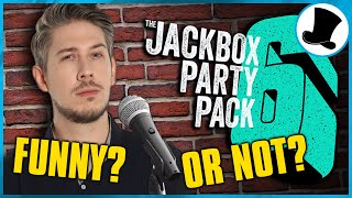 The BEST Stand-up Comedy Jokes  - JackBox Party Pack 6