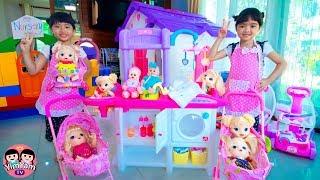 หนูยิ้มหนูแย้ม | โรงเรียนรับเลี้ยงเด็ก Kids Role Play Nursery School