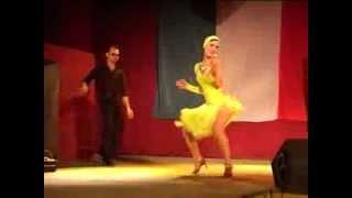 """ПГСГА. Студенческая весна 2013 - 7. Танец """"Sex bomb"""" (ИФ)"""