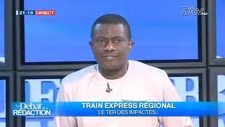 Débat de la Rédaction TRAIN EXPRESS REGIONAL LE TER DES IMPACTES 11 janv. 2019
