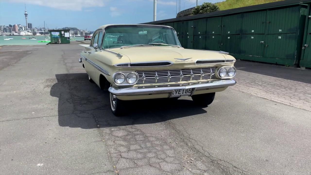 1959 Chevrolet Impala - Classic Car Garage Nz