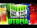 Lagu UTOPIA vs  TNT     Minecraft Utopia Mp3