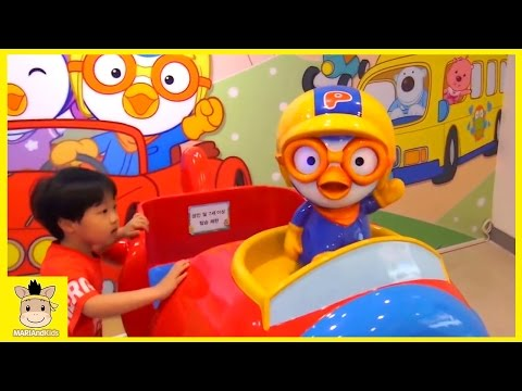 Indoor Playground Compilation for Kids and Fun Play Enjoy Kids Cafe | MariAndKids Toys