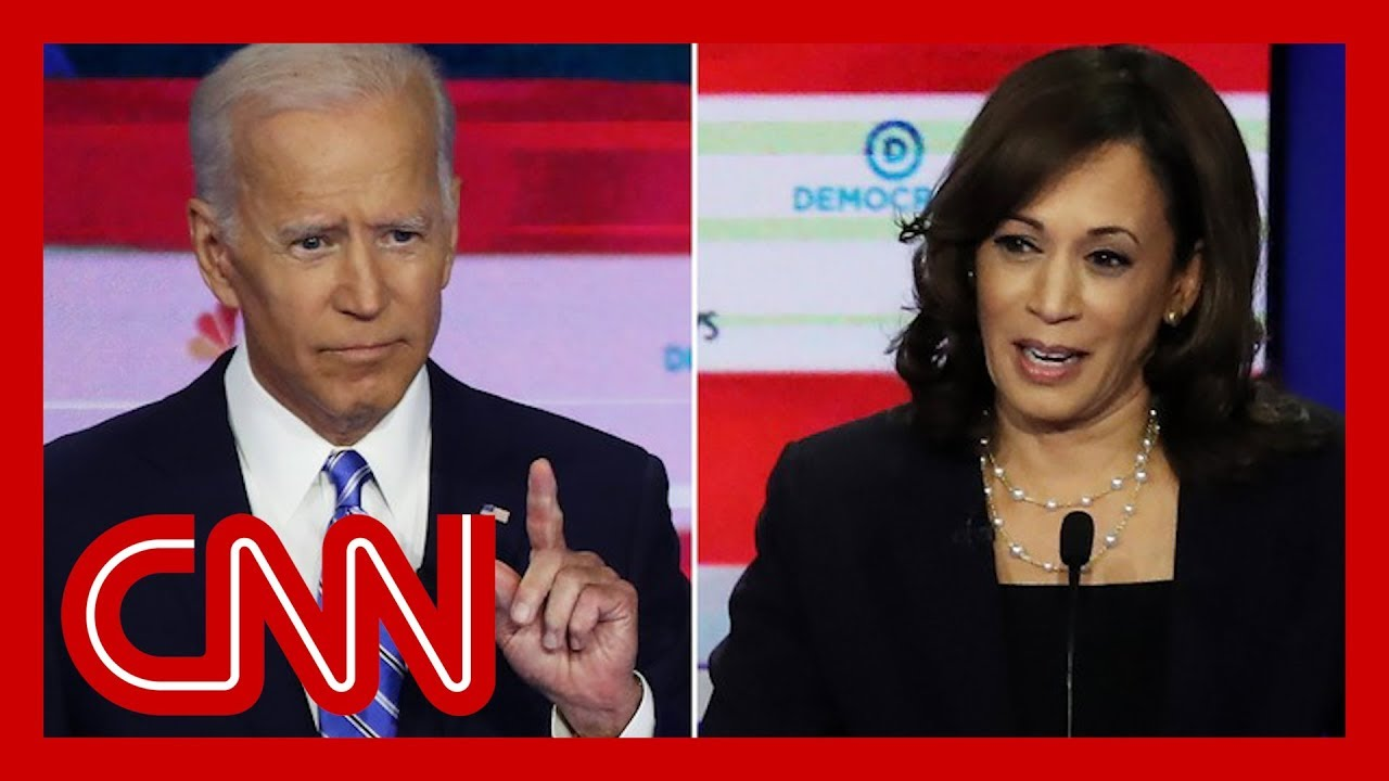 Download Biden and Harris will meet again on the debate stage
