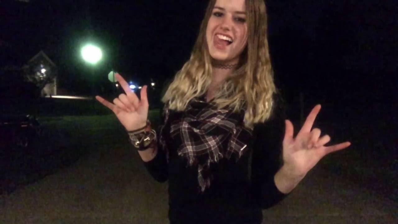 Thriller Sign Language - YouTube