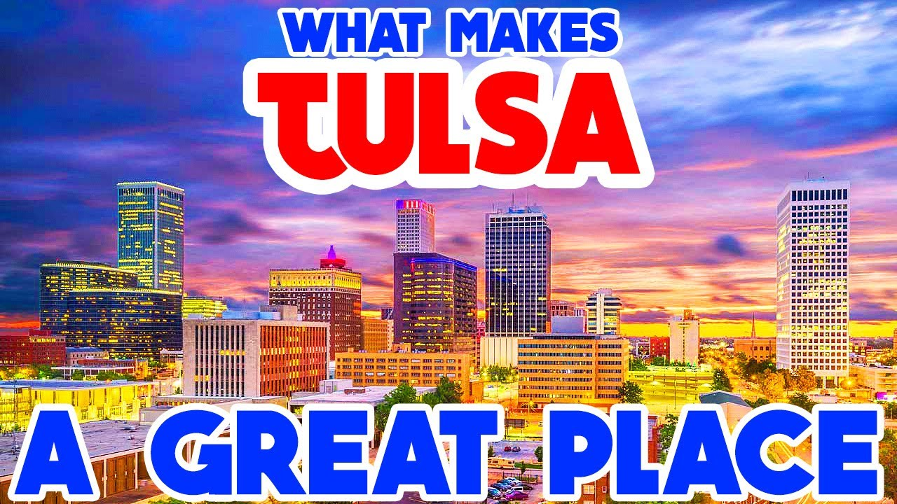 Download TULSA, OKLAHOMA - The TOP 10 Places you NEED to see!