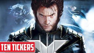Top 10 sự thật thú vị về Wolverine | Nhân vật Ten Tickers No.3