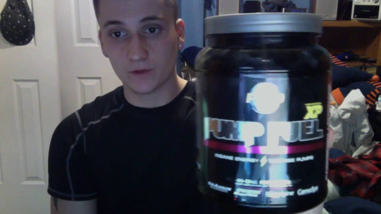 Pmd Pump Fuel Pre Workout Review Youtube