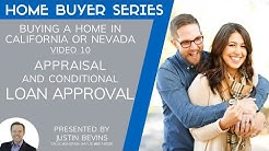 Appraisal and Conditional Loan Approval (2018 Home Buyer Series - Video 10)