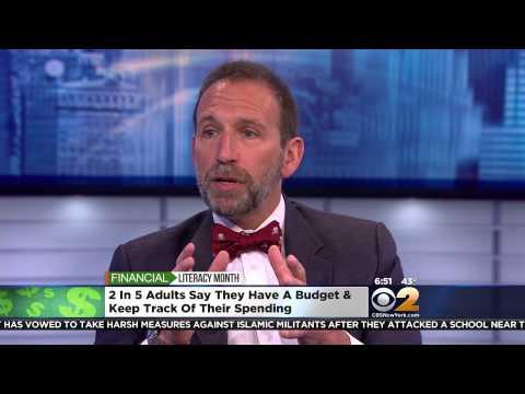 Drucker Wealth Management: CBS2 Interview with Lance Drucker