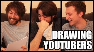 Drawing YouTubers with Ragenineteen