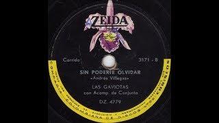 Las Gaviotas - Sin Poderte Olvidar [Corrido] © ℗ 1965, Mejor Sonido