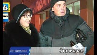 В Альметьевске во время рейда автоинспекторы выписали штрафы 42 пешеходам и 25 водителям