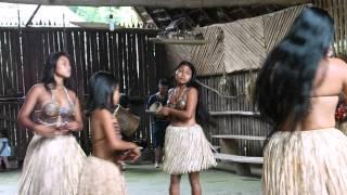 Danza kichwa, Puerto Misahuallí, Ecuador.