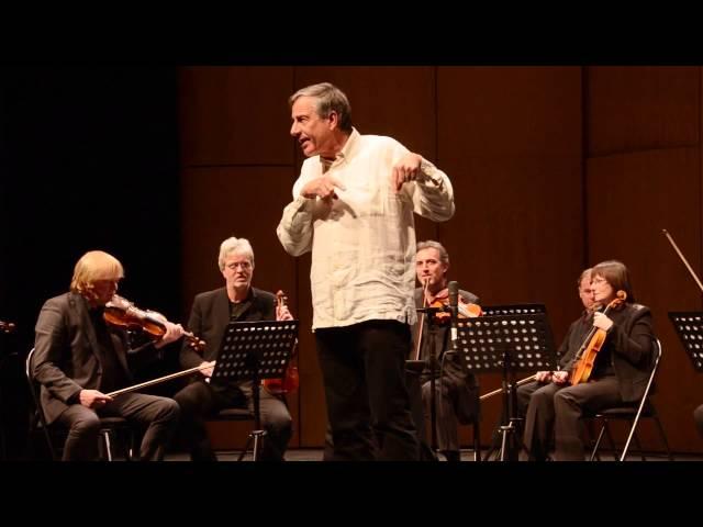 Grande Musique pour petites oreilles - Rigodon, violons et boîte à musique - LIVE