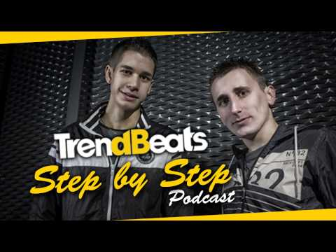 TRENDBEATS - STEP BY STEP #015 [PODCAST] 10-06-2014 // EDM - ELECTRO HOUSE