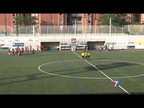 Fase de ascenso a Segunda B Resumen Arenas Club 2 - Oviedo B 0