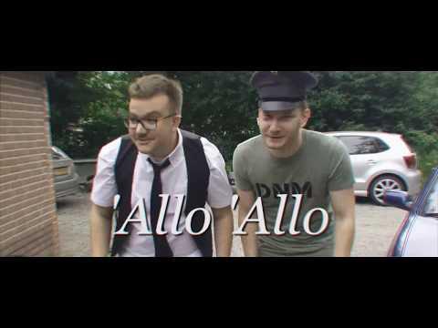 2017 Scouts Zomerkamp - 'Allo 'Allo De Gevallen Madonna