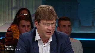 Christoph Schwennicke zu Gast bei unter den linden am 20.05.2019