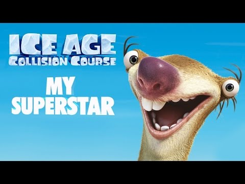 "Ice age Collision Course - ""My superstar"" - Jessie J - Lyrics / Paroles"