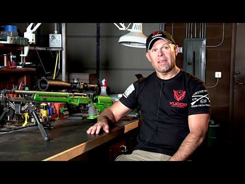 Suggested Cleaning Cycle Of A Precision 22lr: Video 9 of 11