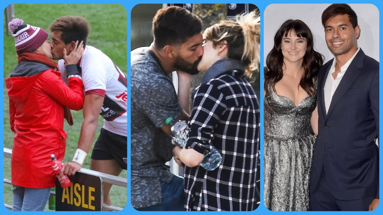Shailene Woodley New Boyfriend Ben Volavola Celeb Wedding ...