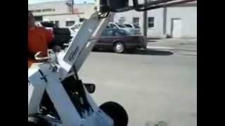 Ramrod Taskmaster Mini Skid Steer - Used Construction Equipment