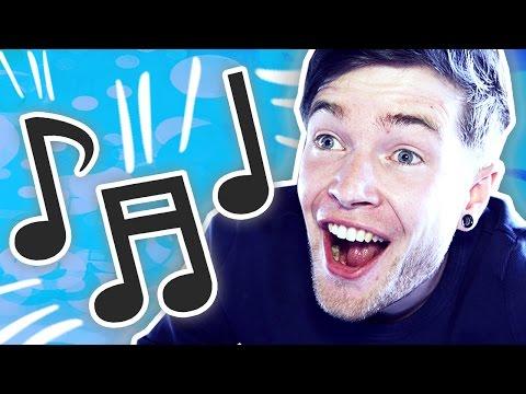 DANTDM SINGS?!?!