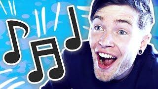 dantdm sings??