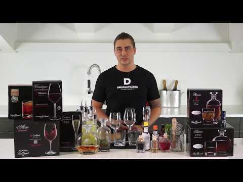 Luigi Bormioli glas - kvalitet som holder i mange år