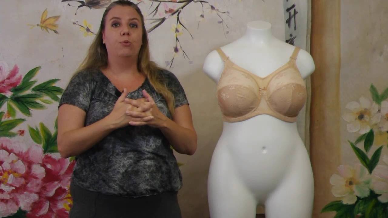 012eb77dcba Goddess Alice Bra Reviews  Wire Free and Underwire Bras - YouTube