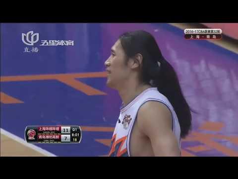 Shanghai Sharks VS Qingdao 2/5