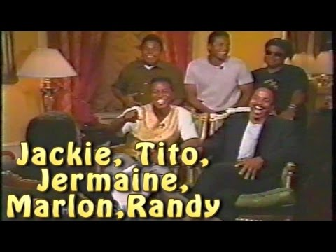 """Jackie, Tito, Jermaine, Marlon & Randy Defend Michael: """"We know the 'real' Michael"""""""