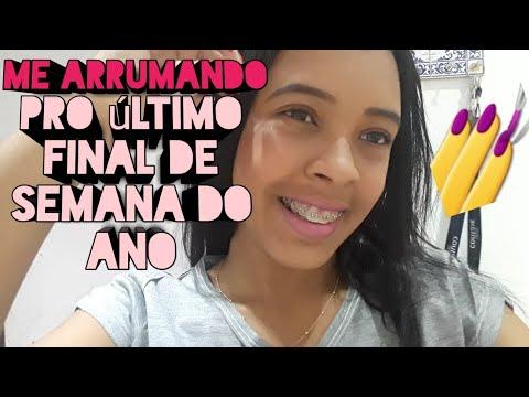 f8c7edc5dc FICANDO LINDA NO ÚLTIMO FINAL DE SEMANA DO ANO - YouTube