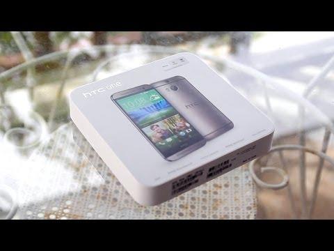 HTC One M8 Auspacken & erster Eindruck - felixba