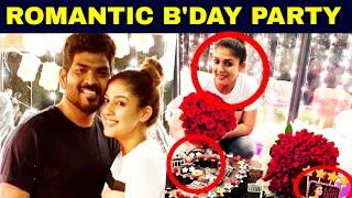 Vignesh Shivan's Cute Surprise GIFT for Nayanthara   HBD Nayanthara   Hot Tamil Cinema News