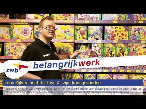 SWB - Belangrijk Werk Door Leon Zijlstra Bij ToysXL Enschede