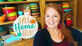 Fall Home Decor 2019 | My Seasonal Home Tour
