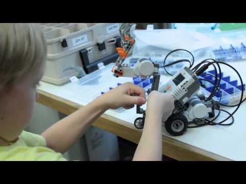 Vista Teach 2013 LEGO Robotics Summer Camp Compilation