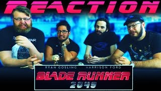Blade Runner 2049 - Official Trailer REACTION!! streaming