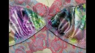 Как сшить красивую ночную сорочку(Техника шитья шёлковой сорочки с кружевом. Предидущий урок - моделирование сорочки читайте здесь: http://loskutkova..., 2014-12-22T18:24:15.000Z)