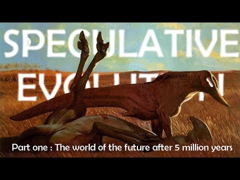 The world of the future after 5 million years - YouTube